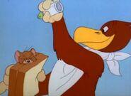 S01 E20 Tom Jerry Flirty Birdy
