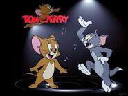Tom and Jerry Logo 1234