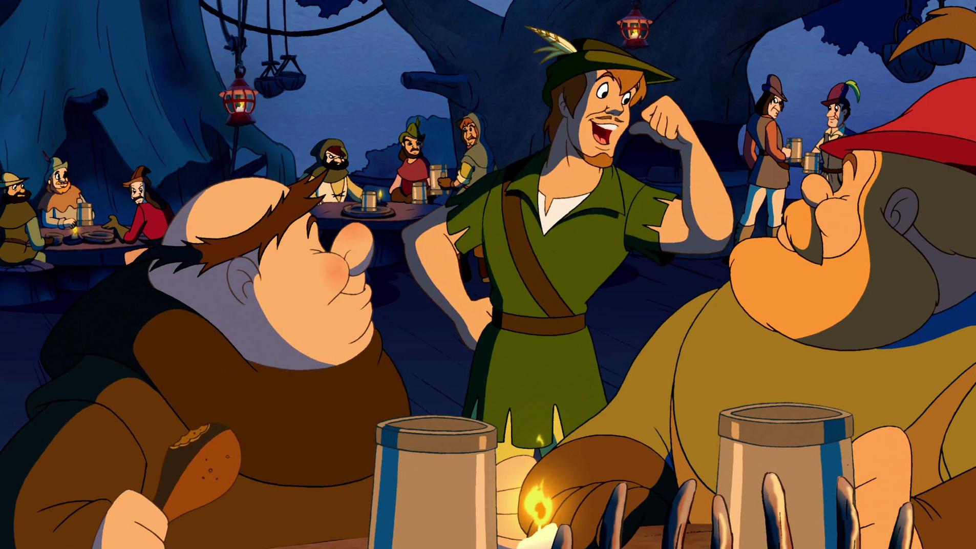 Tom Und Jerry Robin Hood