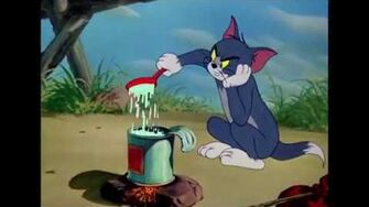 How To Swim Tom & Jerry Cartoon World