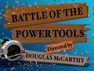 Battle of the Power Tools title