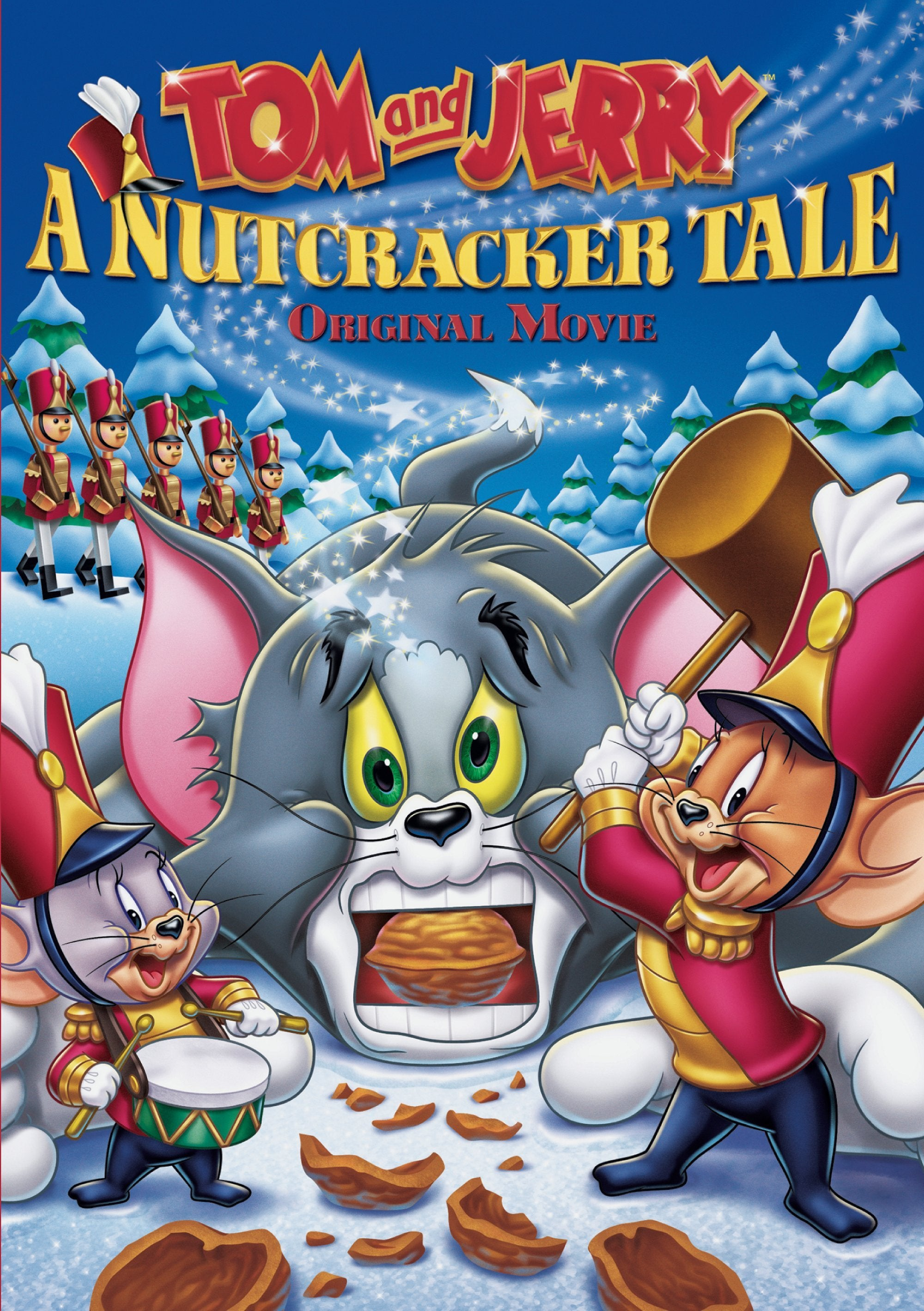 Tom and Jerry A Nutcracker Tale cover