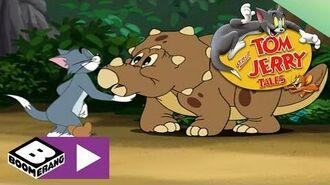 Tom and Jerry Tales Mammasaurus Boomerang UK