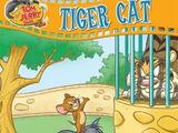 Tiger Cat - Book