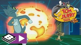 Tom and Jerry Tales Digital Fireball Boomerang UK