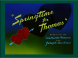Springtime for Thomas