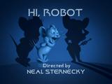 Hi, Robot