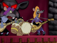 The Itch - Rat band performing