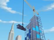 Destruction Junction - Building being build in 7am