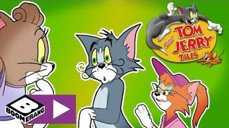Tom and Jerry Tales Nephews & Sisters Boomerang UK