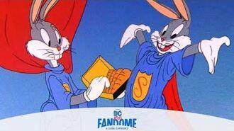 Looney Tunes How Super Rabbit Was Born Classic Cartoon WB Kids