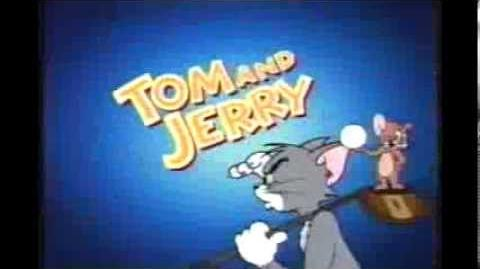 Cartoon Network - Tom and Jerry Bumpers