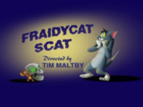 Fraidy Cat Scat