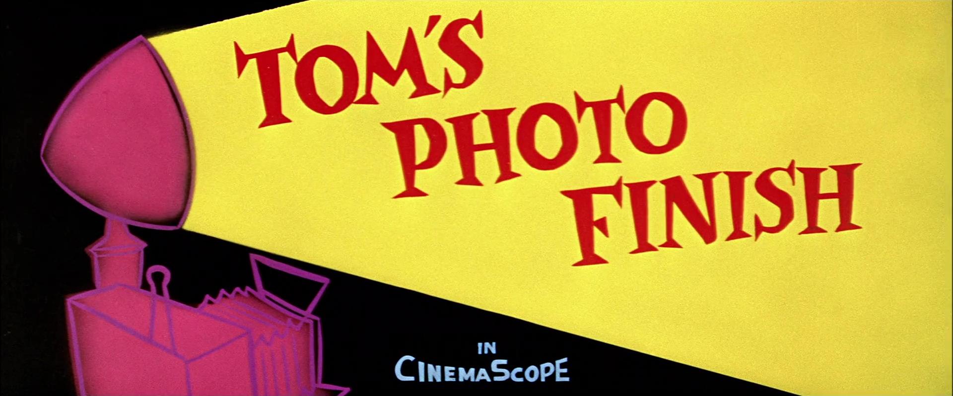 Tom S Photo Finish Tom And Jerry Wiki Fandom Powered