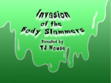 Invasion of the Body Slammers