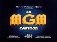 60s mgm cartoon logo