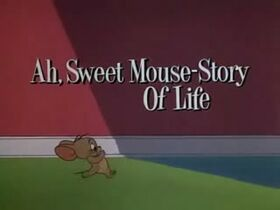 Ah, Sweet Mouse-Story of Life Title Screen
