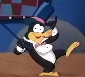 Perky the Penguin