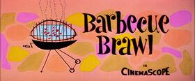 Barbecue Brawl Title