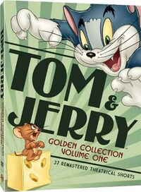 Tom and Jerry Golden Collection - Volume 1