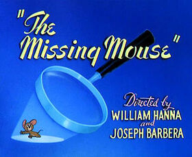 The Missing Mouse Title-1-