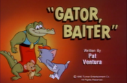 Gator Baiter title