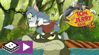 Tom and Jerry Tales Jungle Love Boomerang UK