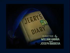 Jerrys Diary
