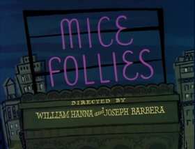 Mice Follies Title