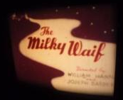 The Milky Waif Original Title Card