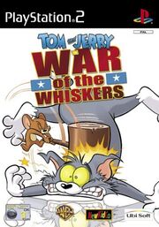 Tom and Jerry in The War of the Whiskers