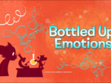 Bottled Up Emotions