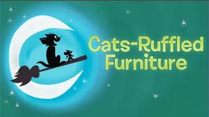 Cats-Ruffled Furniture