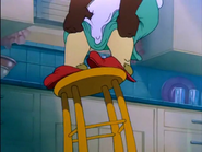 Old Rockin' Chair Tom - Mammy scared of Jerry