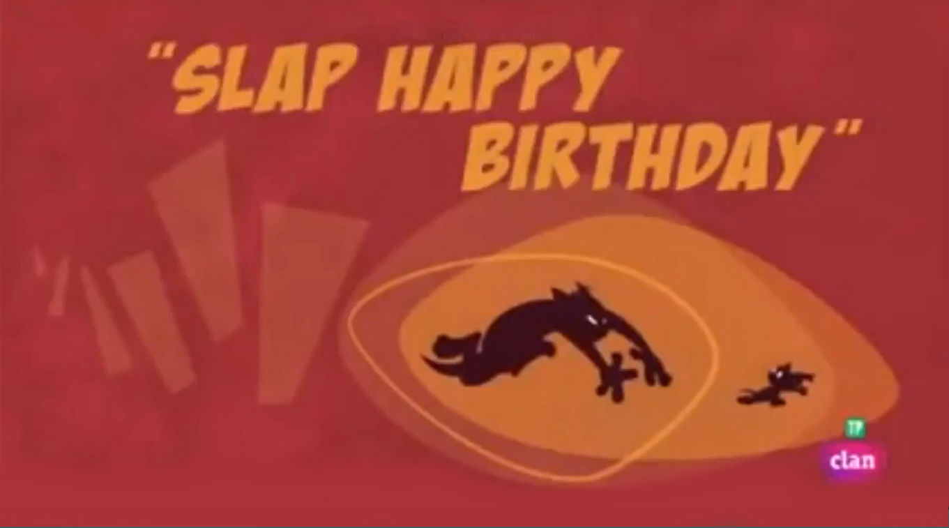Slap Happy Birthday Tom And Jerry Wiki Fandom