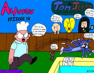 Ayumu tom and jerry t g d y title card by ayumuj-d96061e