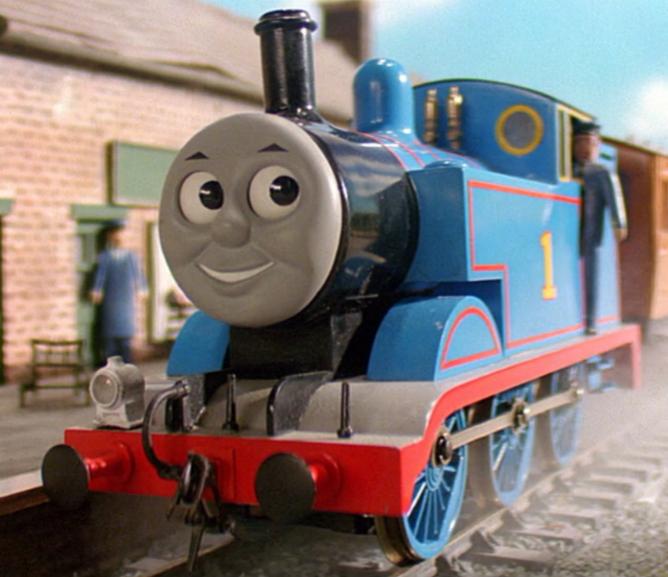 Thomas the Tank Engine | Tom and Jerry Fanon Wiki | FANDOM