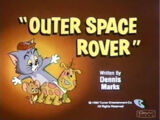 Outer Space Rover