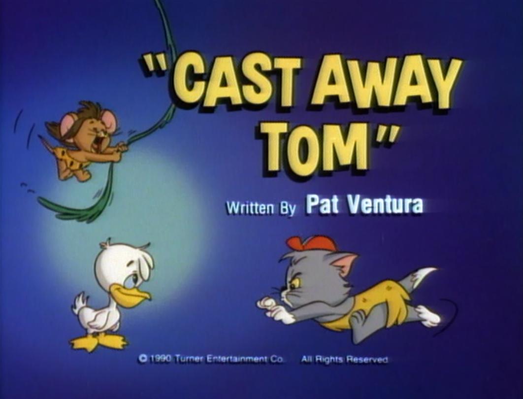 Castaway Tom | Tom and Jerry Kids Show Wiki | FANDOM powered