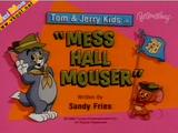 Mess Hall Mouser