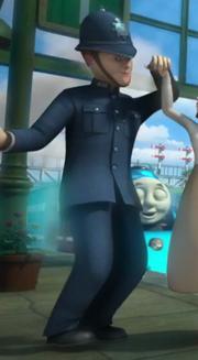 PolicemanCGI