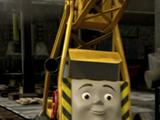 Железнодорожный мост над путями и каналом