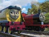 Весёлые вагоны