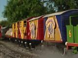 Цирковой поезд