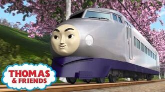 Thomas & Friends™ Meet the Character - Kenji Season 24 - The Royal Engine Cartoons for Kids