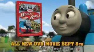 Thomas & Friends™ Hero of the Rails US Advert