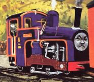Патрик (паровоз)