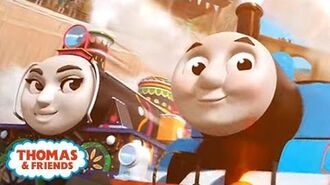 Teaser Trailer The Great Race Thomas & Friends