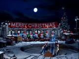 Рождественская вечеринка Томаса