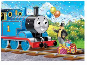 6229 Birthday Surprise For Thomas Jigsaw Puzzle lg